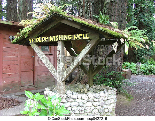 Wishing Well - csp0427216