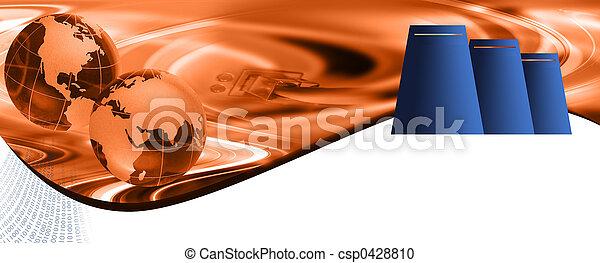 Web Hosting Template - csp0428810