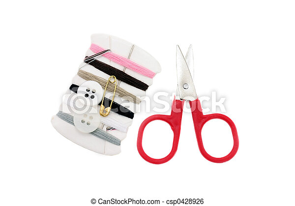 clothing repairing kit - csp0428926
