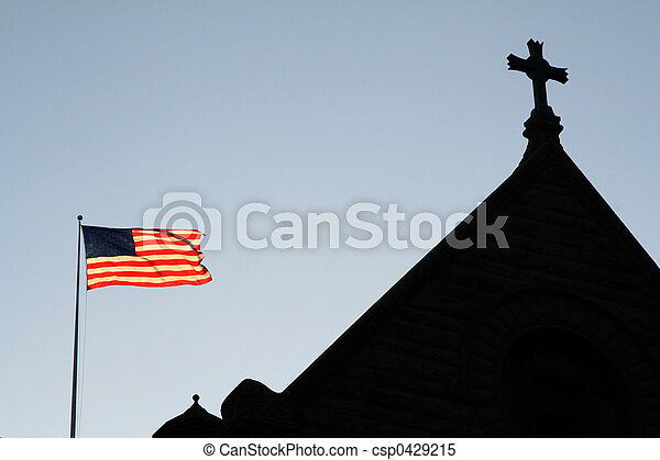 God Bless America - csp0429215