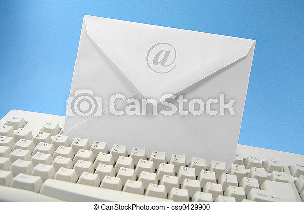 email concept - csp0429900