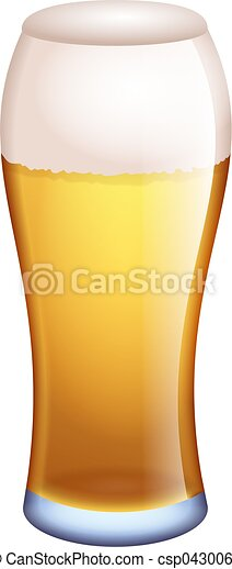 pint of ale - csp0430063
