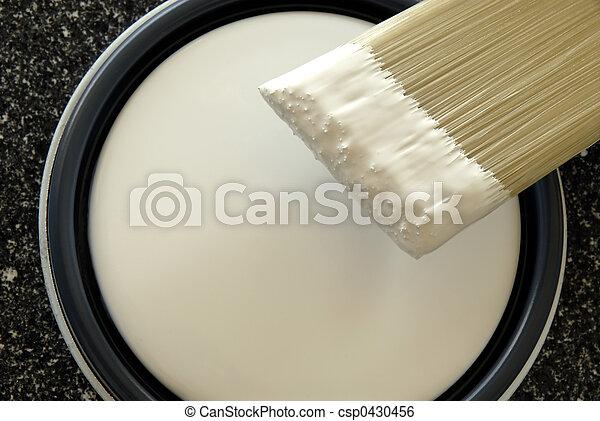 Paint Brush - csp0430456