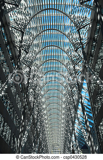 moderne,  architecture - csp0430528
