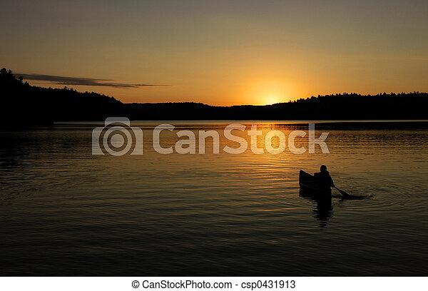 Canoe - csp0431913