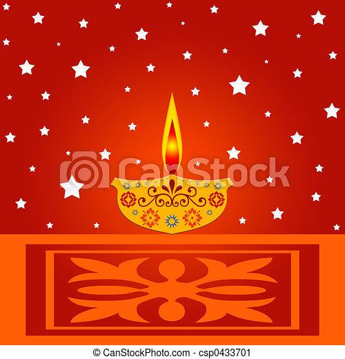 Indian festival - csp0433701