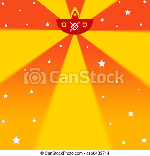 Diwali festival - csp0433714