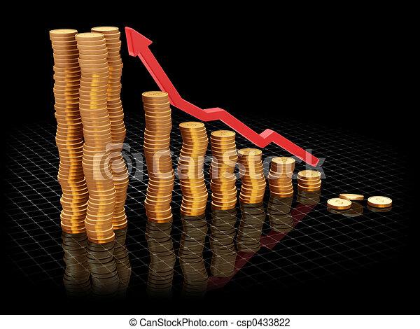 Rising profits - csp0433822