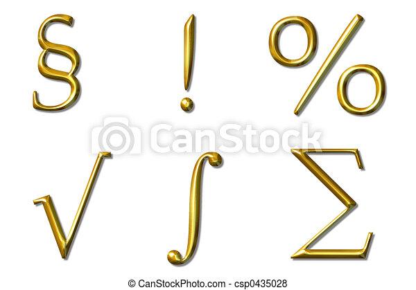 bevel symbols - csp0435028
