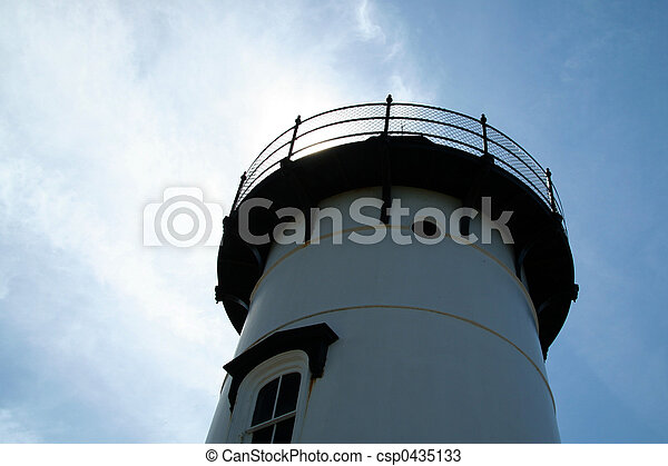 Cape Cod Lighthouse - csp0435133
