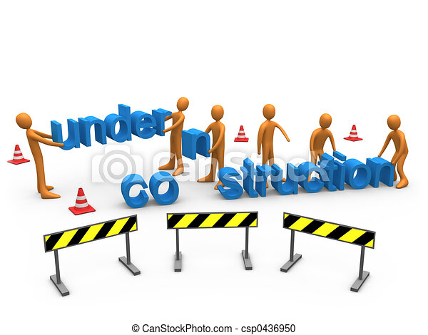 Website Construction - csp0436950