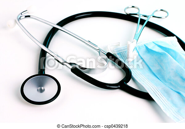 médico,  instruments1 - csp0439218