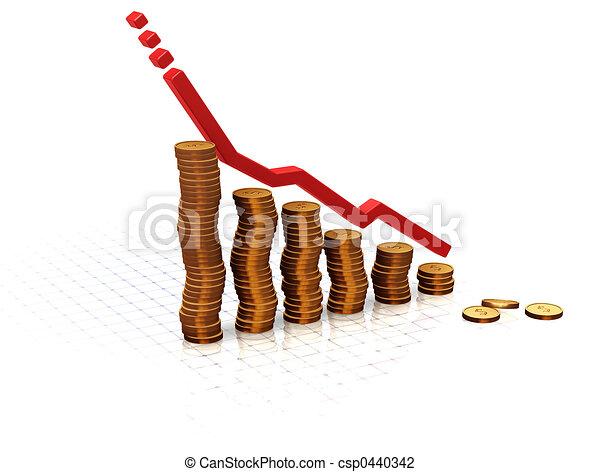 Rising profits - csp0440342