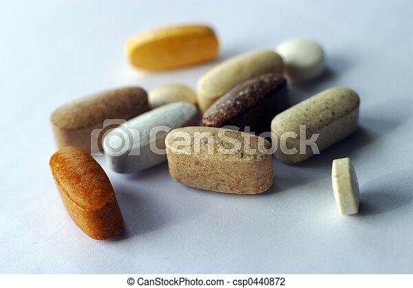 Vitamins  - csp0440872