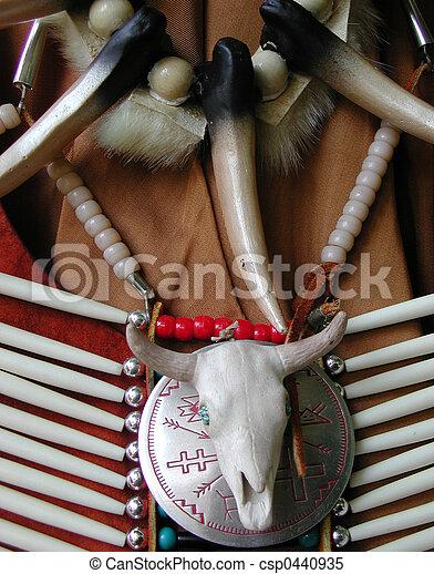Native Breastplate