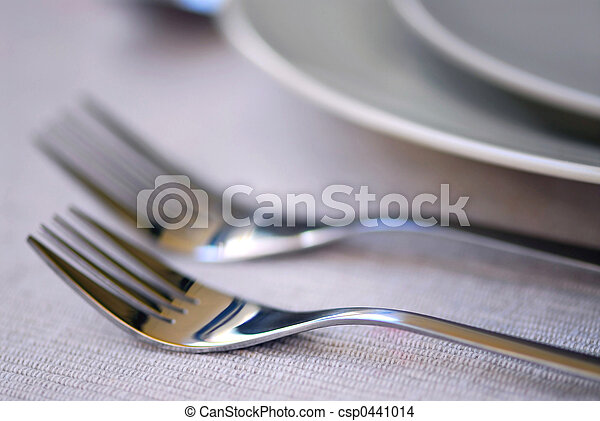 Place setting - csp0441014