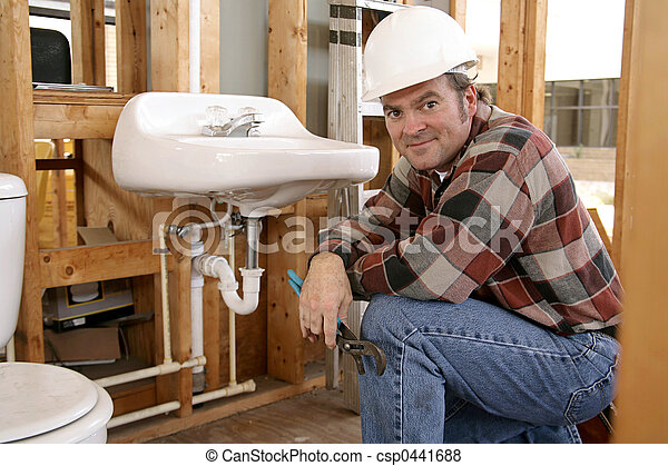 Construction Plumber - csp0441688
