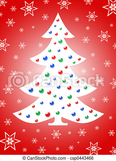 Christmas decoration - csp0443466