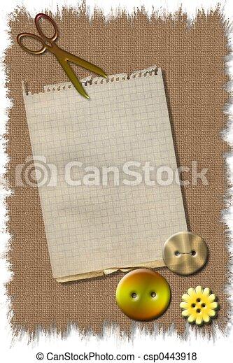 Craft stationary - csp0443918