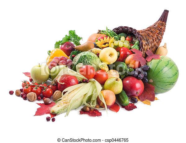 otoño,  cornucopia - csp0446765