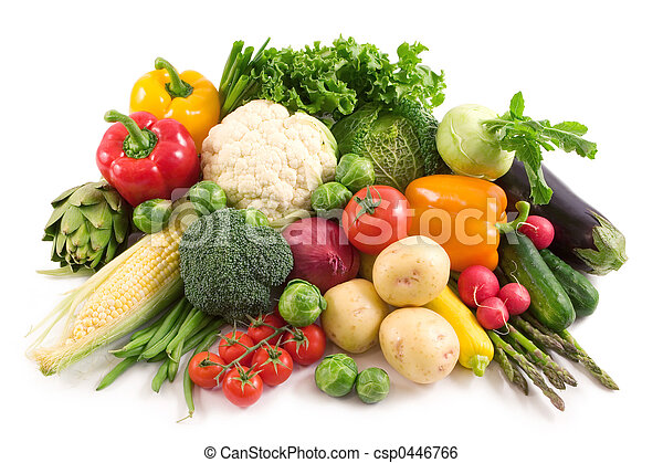 Vegetables - csp0446766