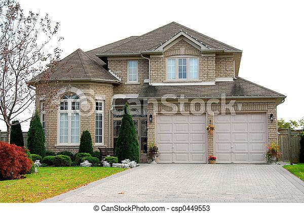 House - csp0449553