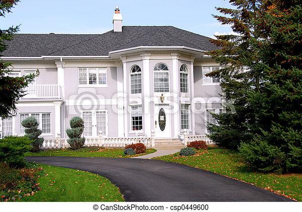 Mansion - csp0449600