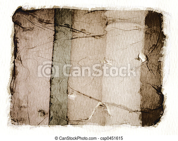 Polaroid  Emulsion - csp0451615