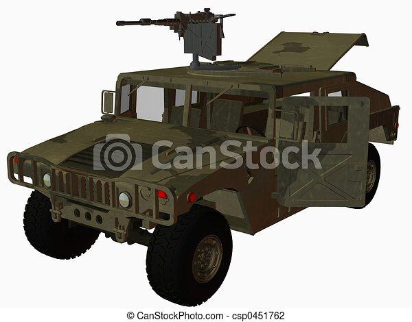Hummer-Nato - csp0451762