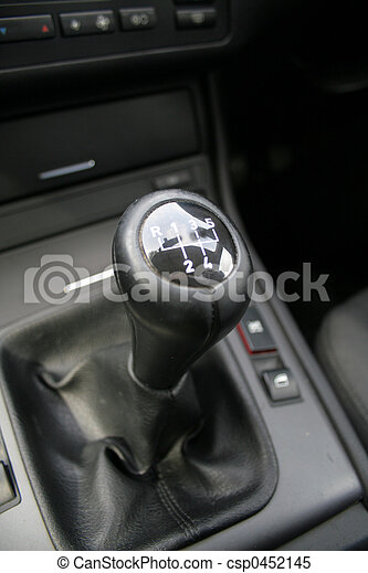 Gear shift - csp0452145