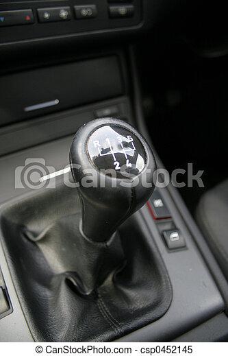 Gear shift - csp0452145