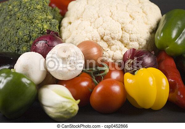 fresh groceries - csp0452866