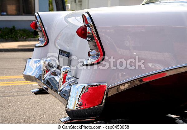 Automobile, Américain, classique - csp0453058