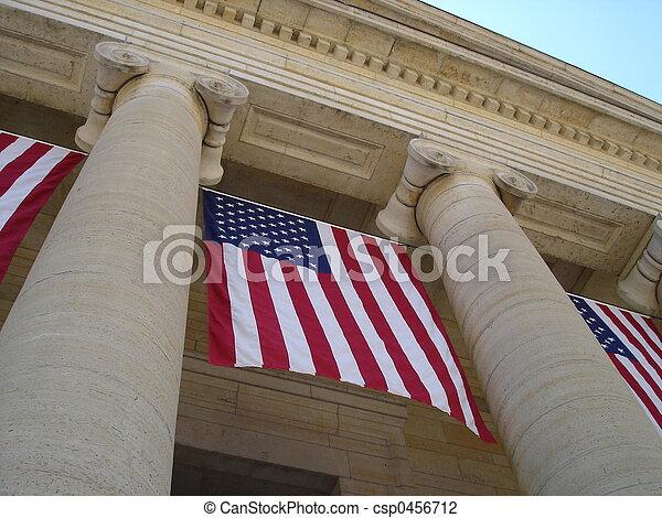 Dayton Court House - csp0456712