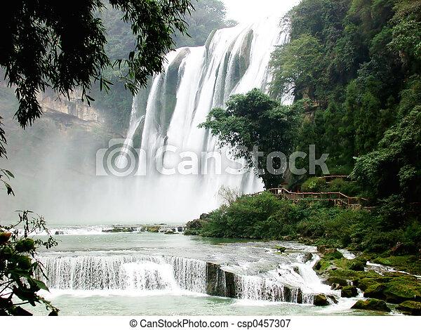 Waterfall - csp0457307