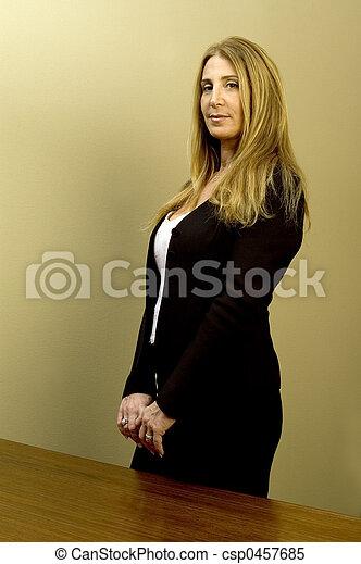 female executive business - csp0457685