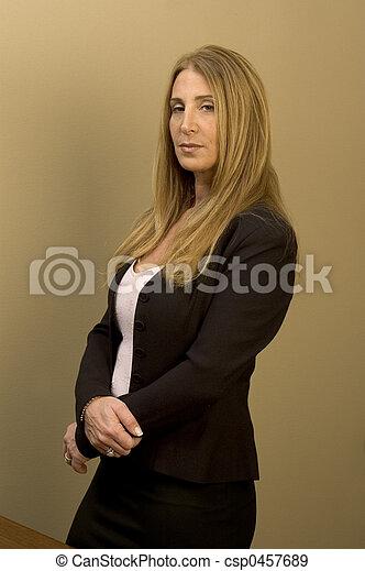 female executive business - csp0457689