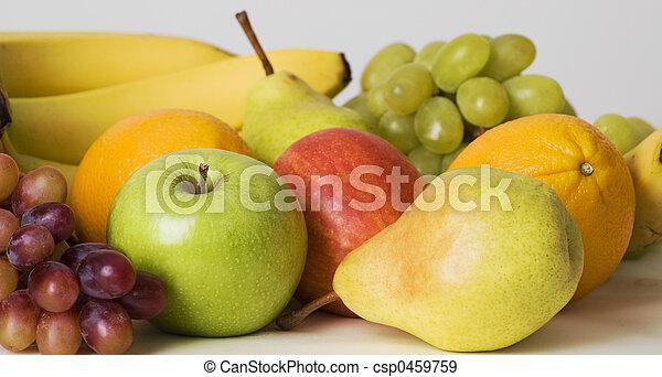 Fruit abundance - csp0459759