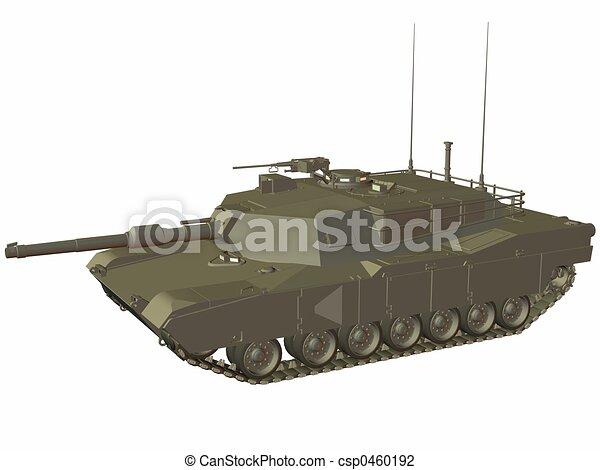 M1 Abrams - csp0460192