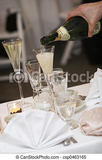 Wedding toast - csp0463165