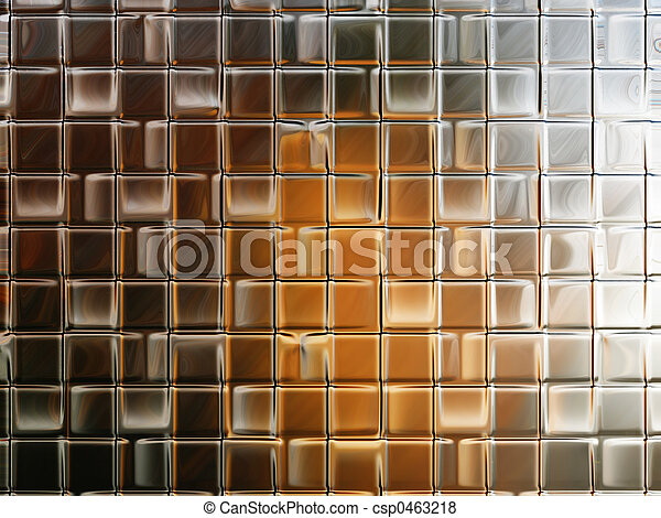 Glass Wall Background or Wallpaper - csp0463218