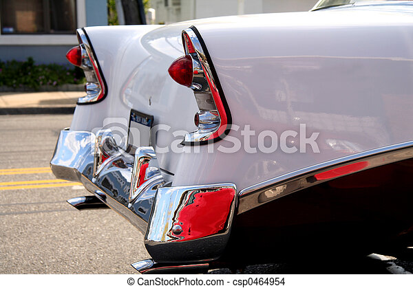 American Classic Automobile - csp0464954