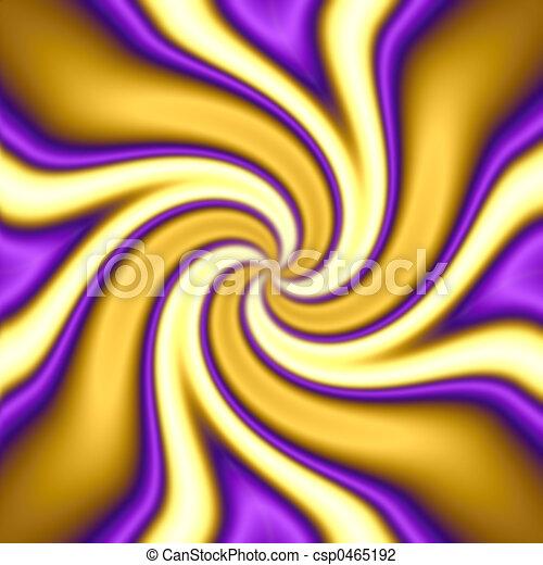 Funky Twirl - csp0465192