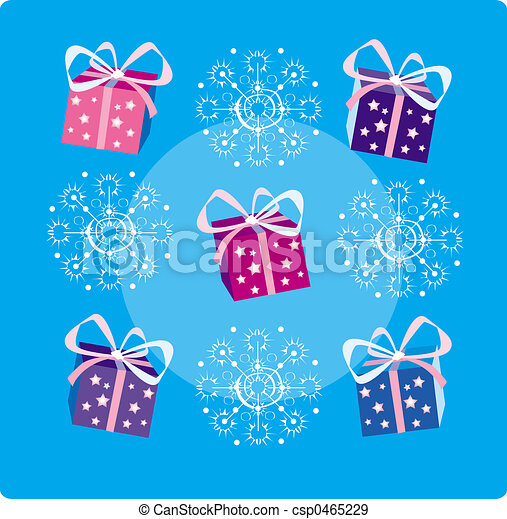 Christmas decoration - csp0465229