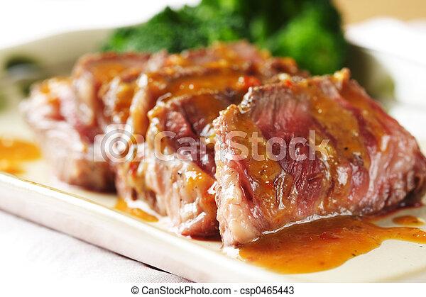 Tender beef - csp0465443