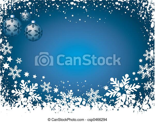 navidad, Plano de fondo - csp0466294