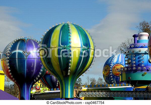 Amusement Park - csp0467754
