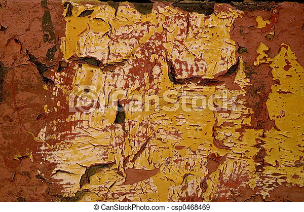 Rust Paint Texture - csp0468469