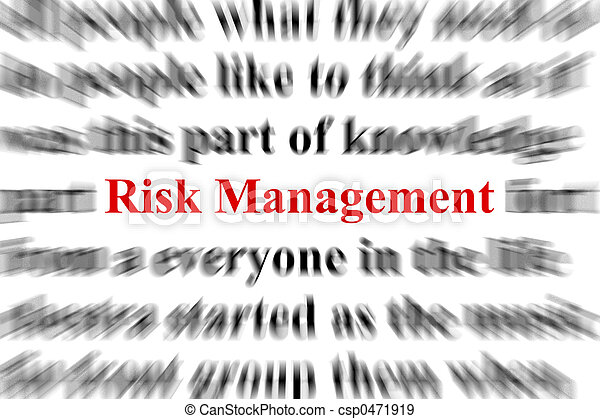 Risk Management - csp0471919 Operational Risk Clipart