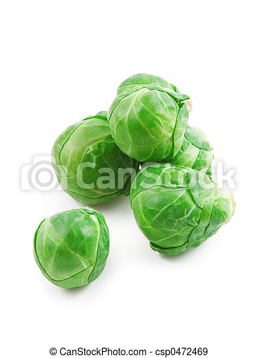 Brussels sprouts - csp0472469